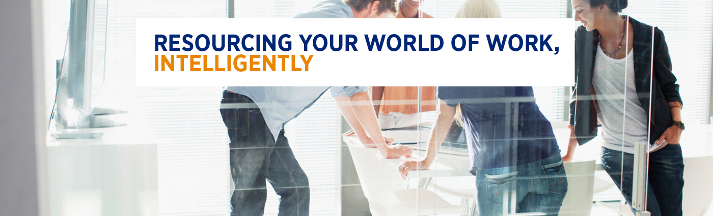 resourcing your world of work, intelligently
