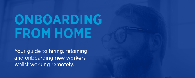 Onboarding remotely