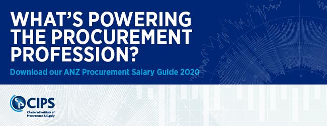 ANZ Cips Procurement Salary Guide 2020