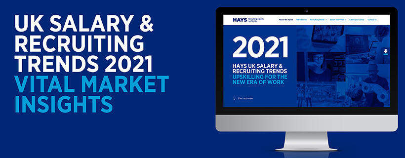 UK salary and recruiting trends 2021