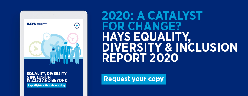 IE diversity and inclusion 2020